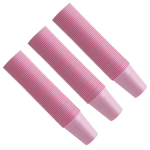 bicchieri monouso rosa