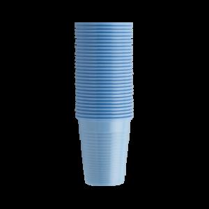 bicchieri monouso azzurri