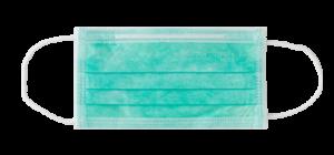 mascherina protection 3 verde
