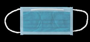 Euronda Monoart Lagune Blue Face Mask