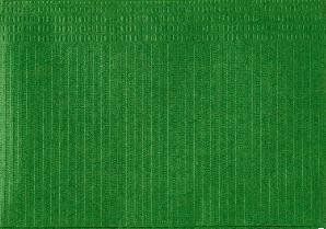 Salvietta monouso verde smeraldo