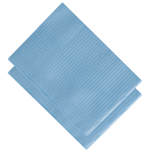 Towel azzurro