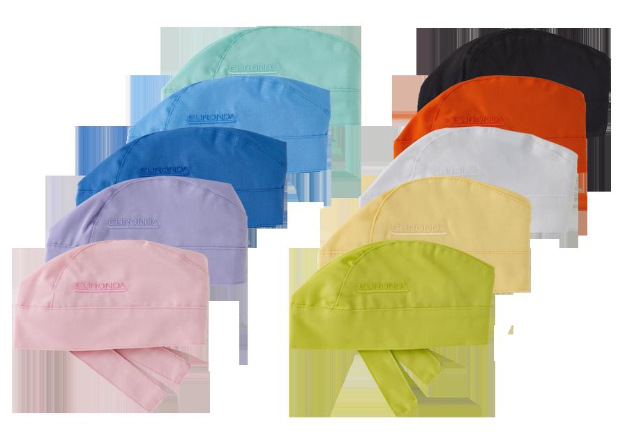 bandane colorate per dentisti