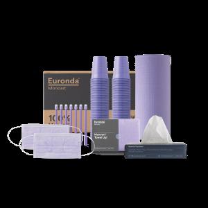 Kit Monoart 100% lila