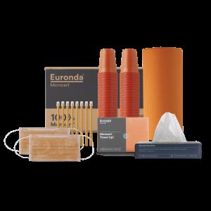 Kit Monoart 100% naranja